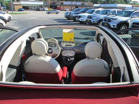 2012 FIAT 500c for sale in Virginia Beach, VA