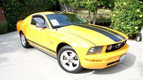 2009 Ford Mustang for sale at Best Quality Auto Sales in Sun Valley CA