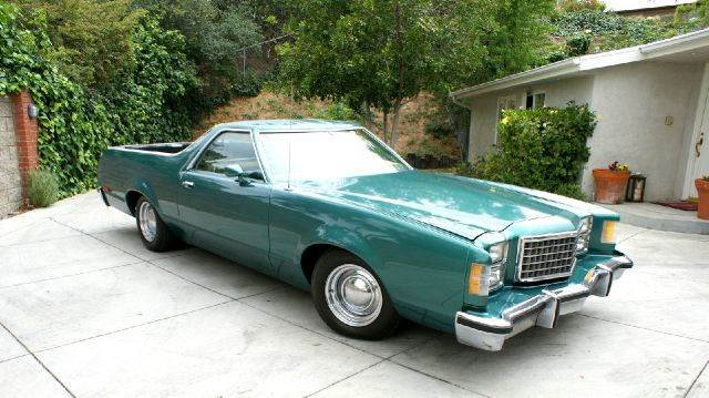 1978 ford ranchero for sale at best quality auto sales in sun valley ca