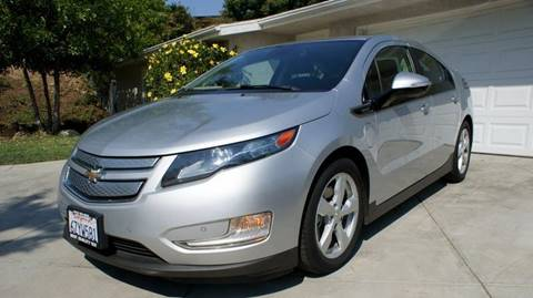 2013 Chevrolet Volt for sale at Best Quality Auto Sales in Sun Valley CA