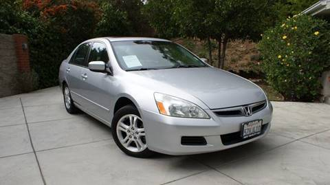 2007 Honda Accord for sale at Best Quality Auto Sales in Sun Valley CA