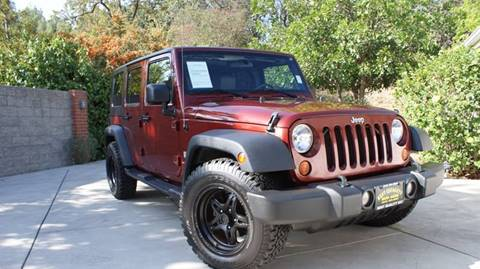 2008 Jeep Wrangler Unlimited for sale at Best Quality Auto Sales in Sun Valley CA