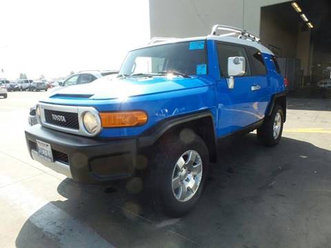 2007 Toyota FJ Cruiser for sale at Best Quality Auto Sales in Sun Valley CA