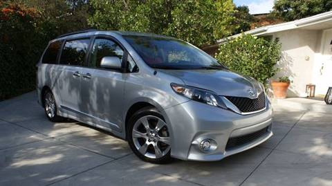 2013 Toyota Sienna for sale at Best Quality Auto Sales in Sun Valley CA