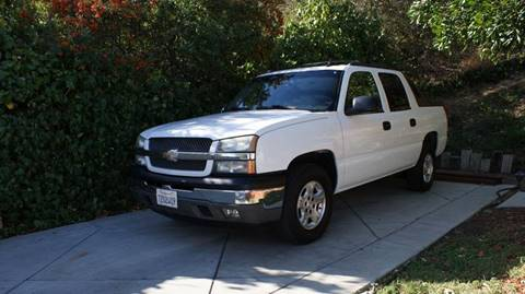2005 Chevrolet Avalanche for sale at Best Quality Auto Sales in Sun Valley CA