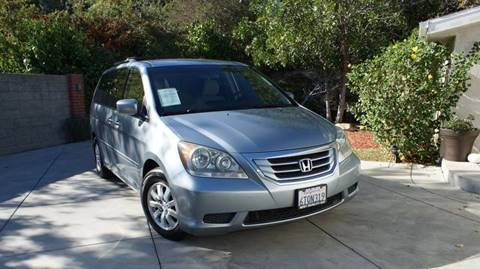 2008 Honda Odyssey for sale at Best Quality Auto Sales in Sun Valley CA