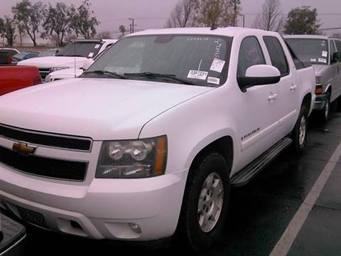 2007 Chevrolet Avalanche for sale at Best Quality Auto Sales in Sun Valley CA