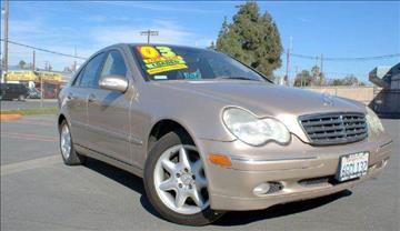 2003 Mercedes-Benz C-Class for sale at Best Quality Auto Sales in Sun Valley CA