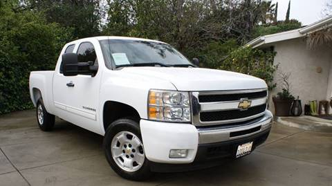 2011 Chevrolet Silverado 1500 for sale at Best Quality Auto Sales in Sun Valley CA