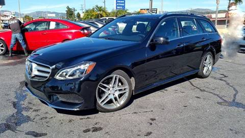 2015 Mercedes-Benz E-Class for sale at Best Quality Auto Sales in Sun Valley CA