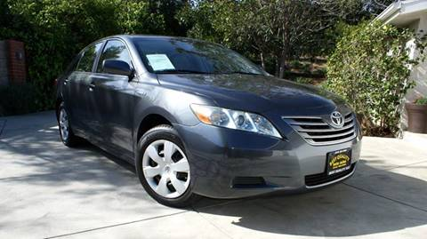 2008 Toyota Camry Hybrid for sale at Best Quality Auto Sales in Sun Valley CA