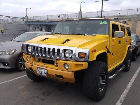 2003 HUMMER H2 for sale at Best Quality Auto Sales in Sun Valley CA