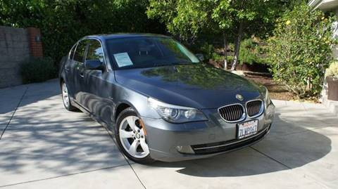 2008 BMW 5 Series for sale at Best Quality Auto Sales in Sun Valley CA