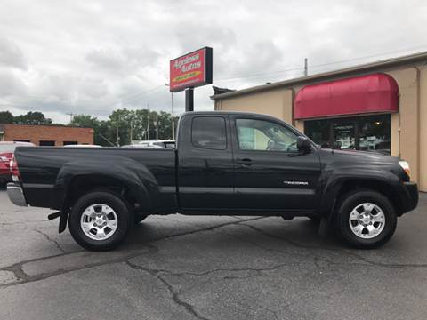 2010 Toyota Tacoma for sale in Zeeland, MI
