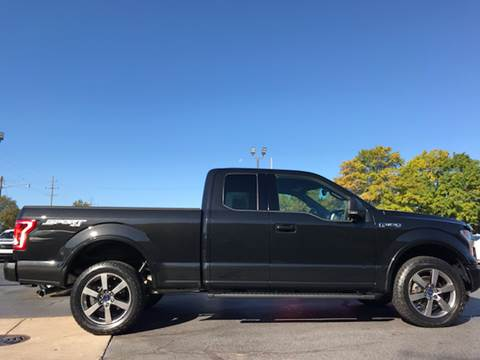 2015 Ford F-150 for sale in Zeeland, MI