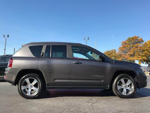 2017 Jeep Compass for sale in Zeeland, MI