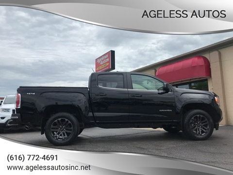 2017 GMC Canyon for sale in Zeeland, MI