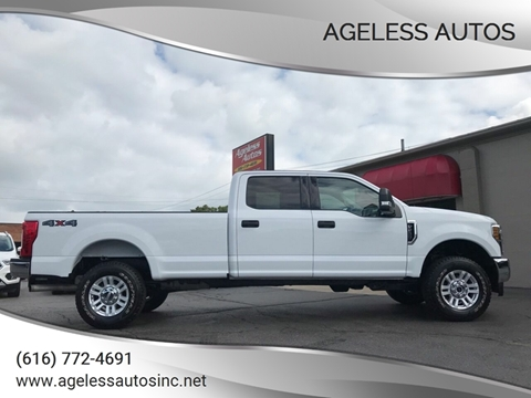 2018 Ford F-250 Super Duty for sale in Zeeland, MI