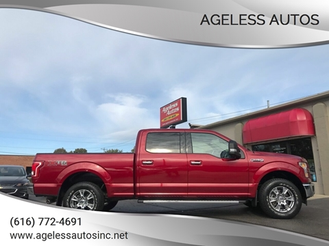 2017 Ford F-150 for sale in Zeeland, MI