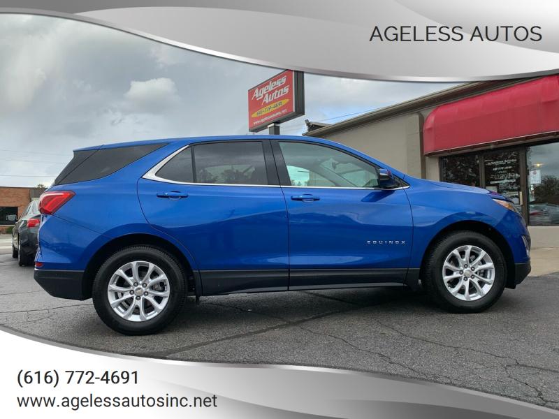 2019 Chevrolet Equinox for sale at Ageless Autos in Zeeland MI