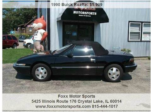 1990 Buick Reatta for sale in Crystal Lake, IL
