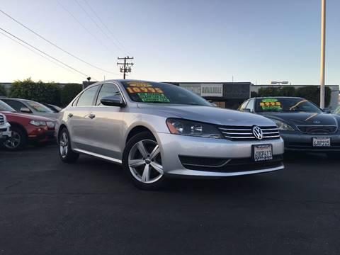 2012 Volkswagen Passat for sale in Buena Park, CA