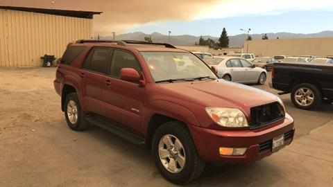 2005 Toyota 4Runner For Sale In Buena Park, CA