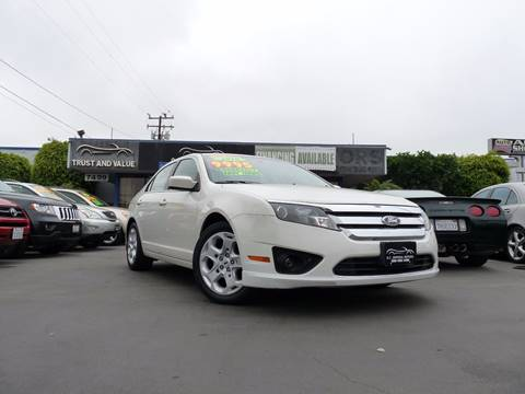 2010 Ford Fusion for sale in Buena Park, CA