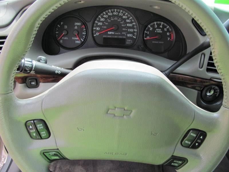 2002 Chevrolet Impala LS 4dr Sedan - Holland MI
