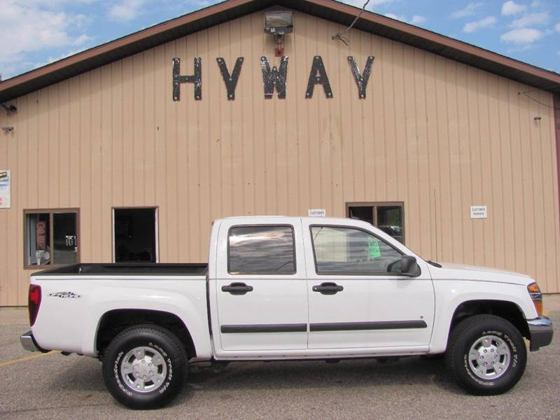 2008 GMC Canyon SLE 4dr Crew Cab SB - Holland MI