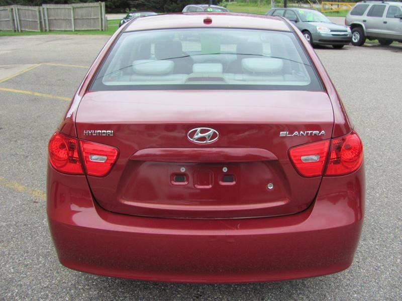 2008 Hyundai Elantra GLS 4dr Sedan - Holland MI
