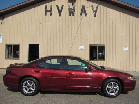 2003 Pontiac Grand Prix for sale in Holland, MI