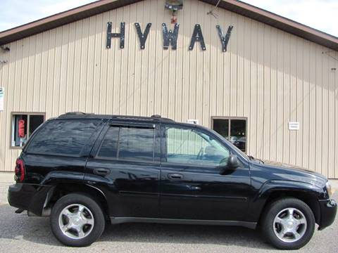 2007 Chevrolet TrailBlazer for sale in Holland, MI