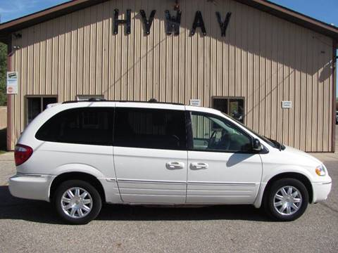 2007 Chrysler Town and Country for sale in Holland, MI