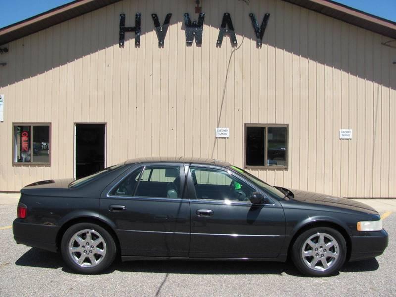 2001 Cadillac Seville Sts 4dr Sedan In Holland Mi Hyway Auto Sales