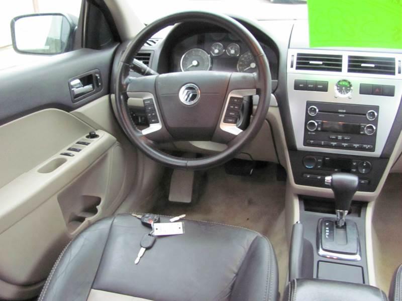 2007 Mercury Milan I-4 Premier 4dr Sedan - Holland MI