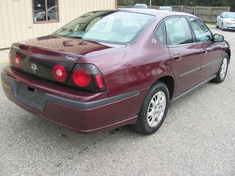 2004 Chevrolet Impala 4dr Sedan - Holland MI