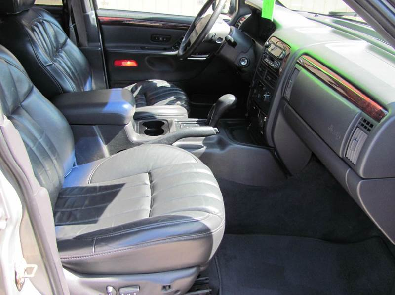 2000 Jeep Grand Cherokee 4dr Limited 4WD SUV - Holland MI