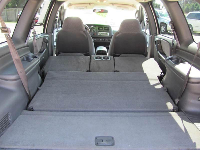 2000 Dodge Durango 4dr SLT 4WD SUV - Holland MI