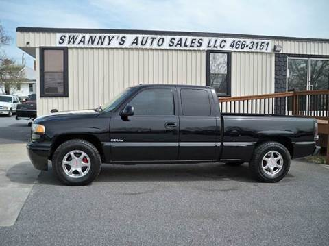 2001 GMC Sierra C3 for sale in Newton, NC