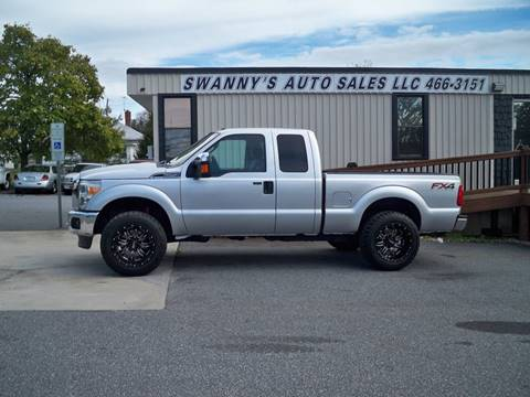 2014 Ford F-250 Super Duty for sale in Newton, NC