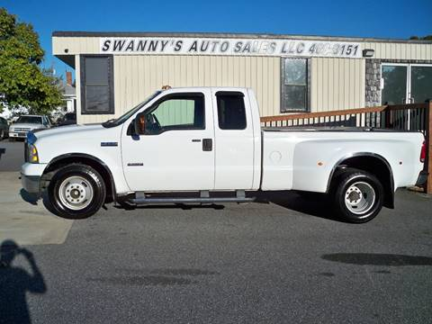 2006 Ford F-350 Super Duty for sale in Newton, NC