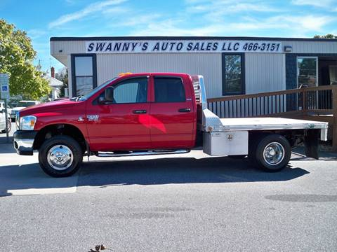 2008 Dodge Ram Chassis 3500 for sale in Newton, NC