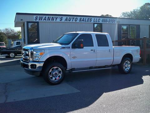 2011 Ford F-250 Super Duty for sale in Newton, NC