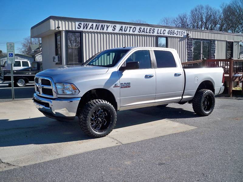 Ram Used Cars Pickup Trucks For Sale Newton Swanny\'s Auto Sales