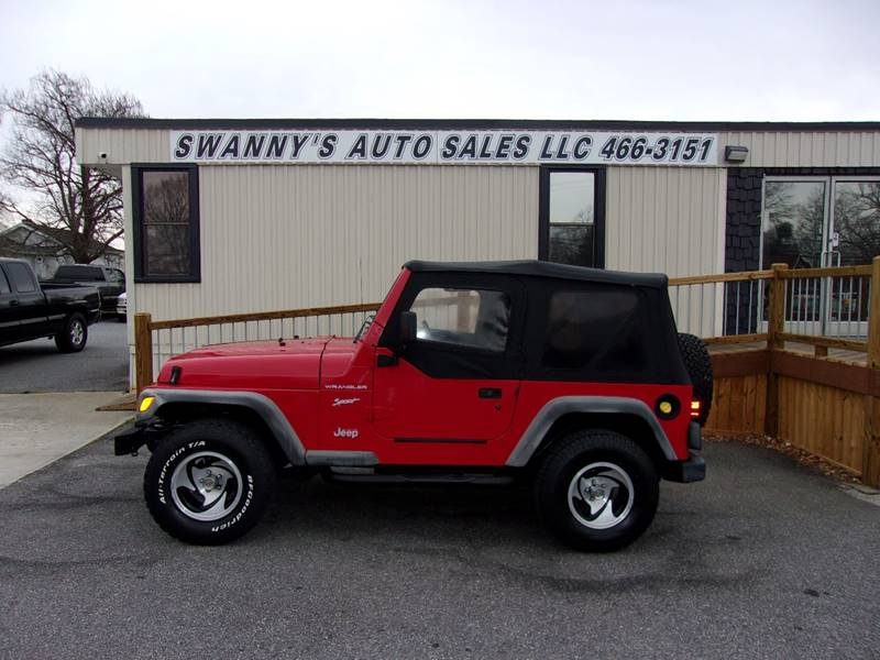 Swanny S Auto Sales Car Dealer In Newton Nc