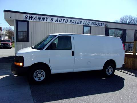 2012 Chevrolet Express Cargo for sale in Newton, NC