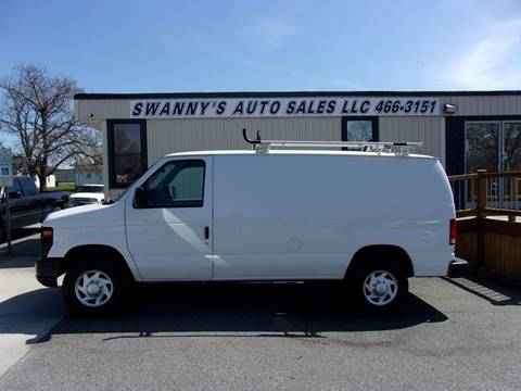 2013 Ford E-Series Cargo for sale at Swanny's Auto Sales in Newton NC