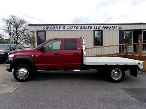 2008 Dodge Ram Chassis 4500 for sale at Swanny's Auto Sales in Newton NC