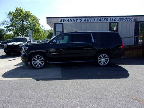 Chevrolet Suburban For Sale in Newton, NC - Swanny's Auto Sales
